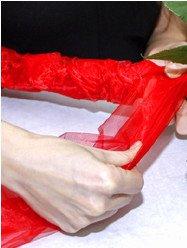 roza buket 4 Как сделать букет из роз своими руками